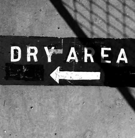DRY AREA