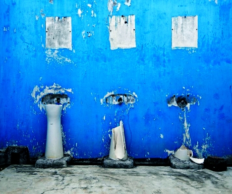 BLUE SINKS B