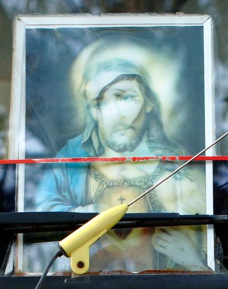 ONE EYED JESUS