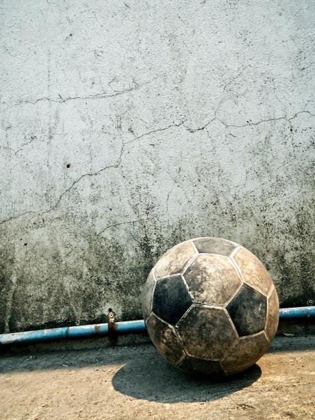 soccer ball b