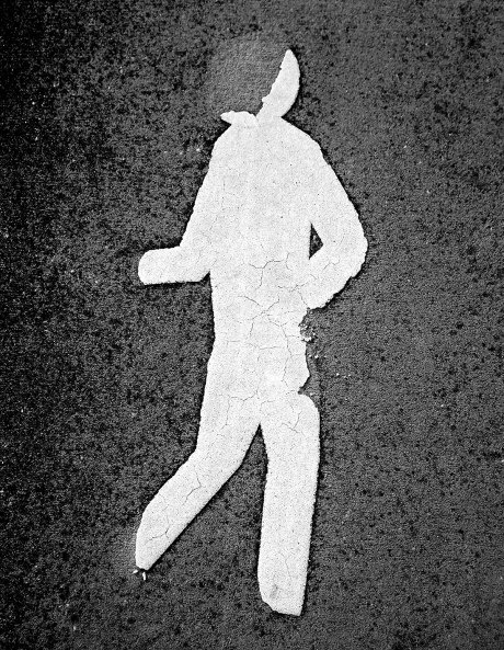 WALKING MAN B
