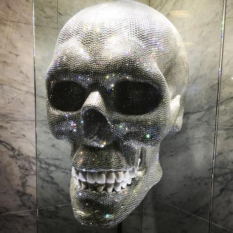 daiamond-skull